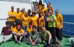 Морская геолого-геофизическая практика по программе «Плавучий университет: Обучение через исследования»