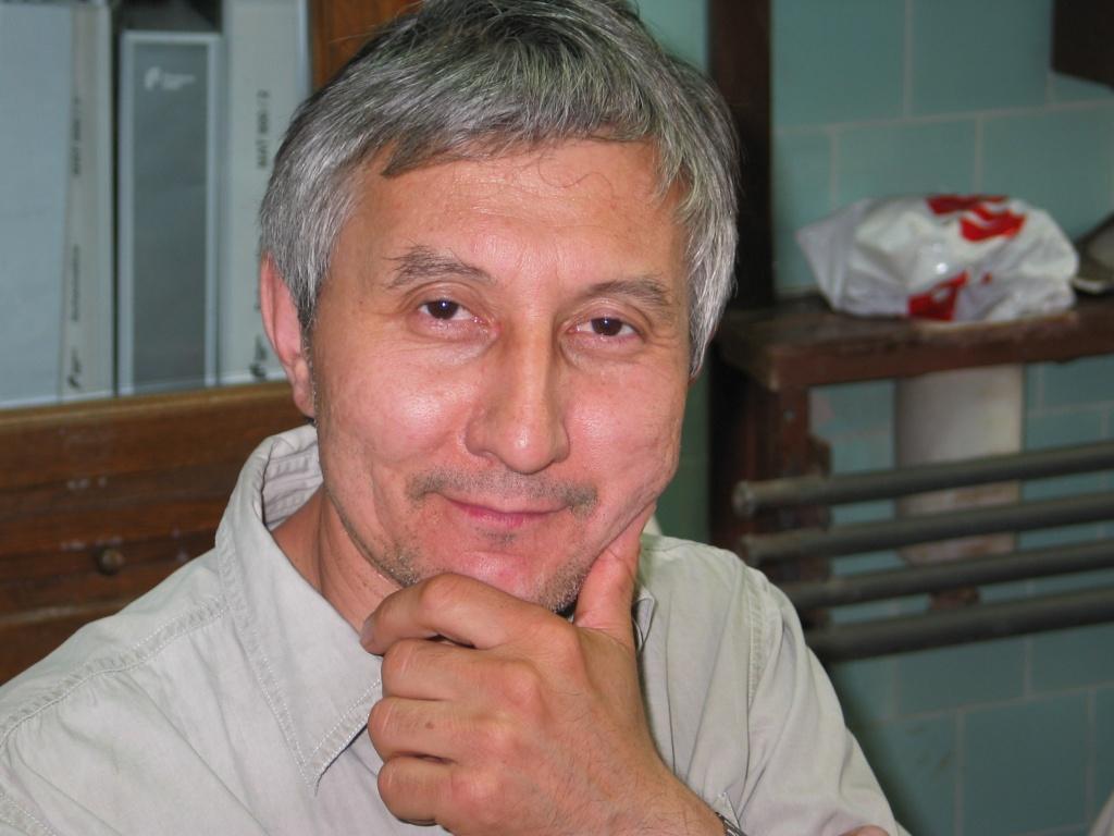 Абля Энвер Алексеевич