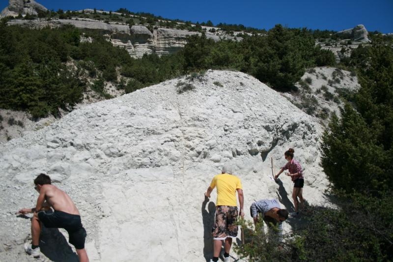 2 курс. Вторая геологическая практика, Крым