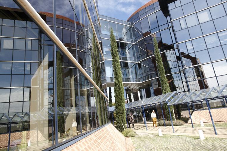Научно-технический центр Тоталь в По
