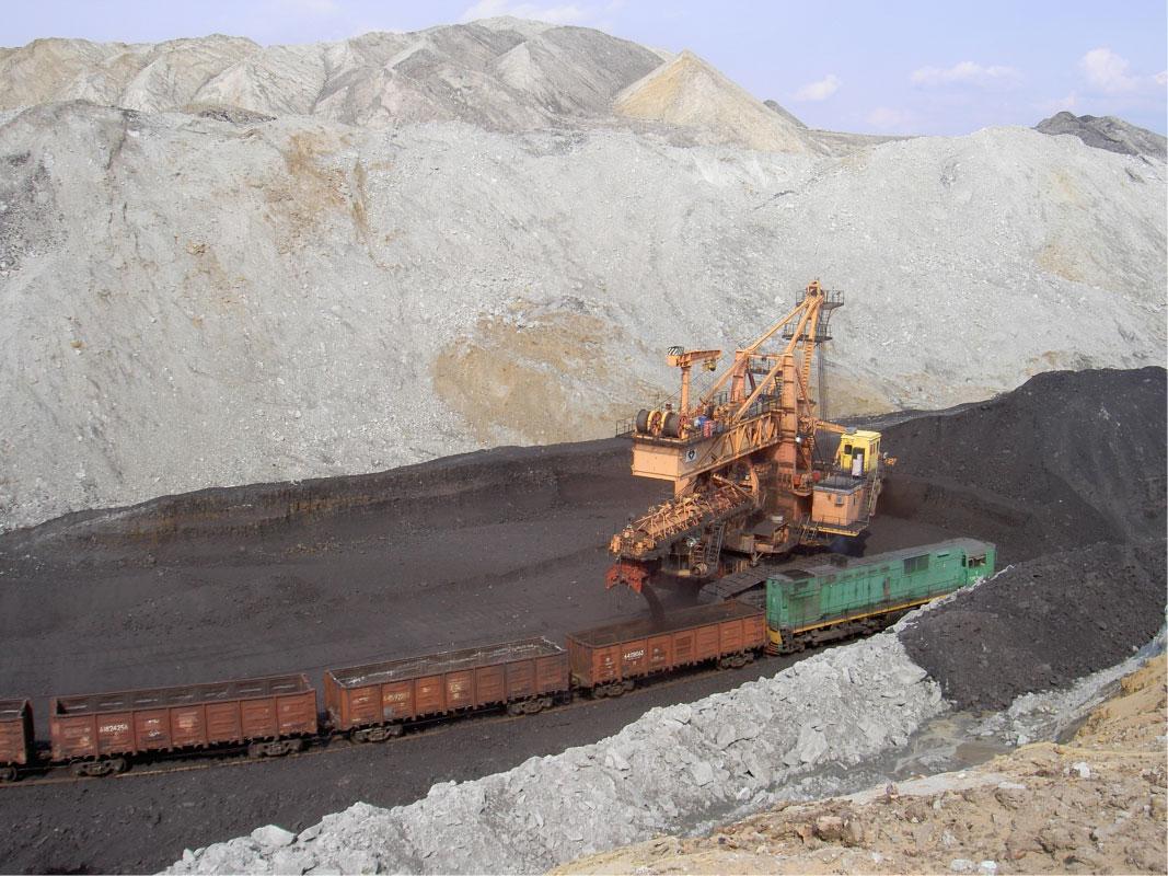 Изучение угольных бассейнов
