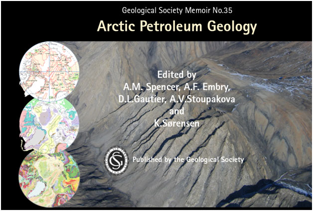 Международный сборник трудов по геологии Арктики
