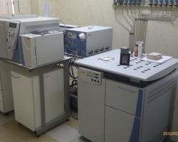 Комплекс оборудования для анализа стабильных изотопов легких элементов Delta V Advantage фирмы Thermo Finnigan (Бельгия)