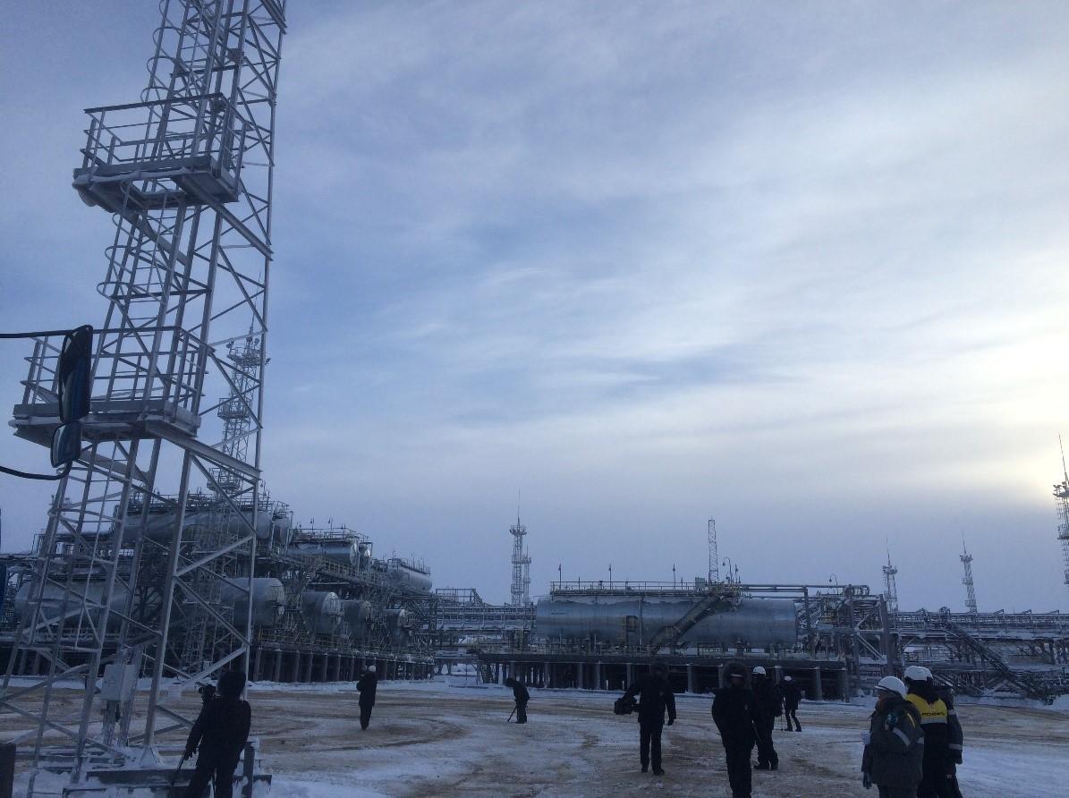 10-миллионная тонна нефти